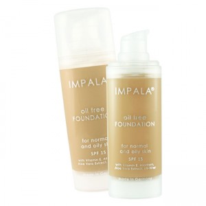 IMPALA Foundation for oily and normal skin