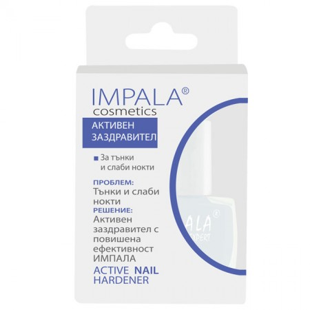 IMPALA Активно укрепващ заздравител