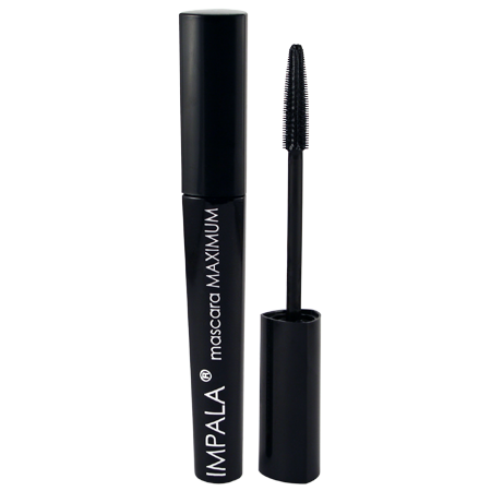 IMPALA Mascara MAXIMUM with silicone brush