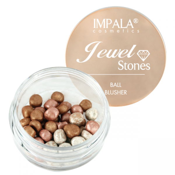 IMPALA Jewel Stones Ball Blusher