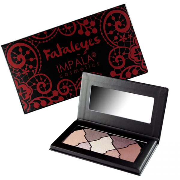 IMPALA Eyeshadow Palettes Fataleyes 7 colors